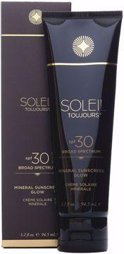100% Mineral Sunscreen glow Spf30 - 35,5 ML